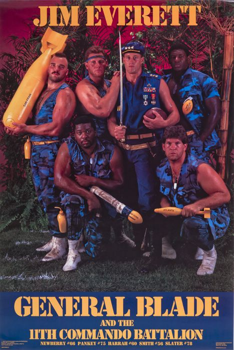 Jim Everett with Newberry, Panky, Harrah, Smith & Slater. Design by the Costacos Brothers.