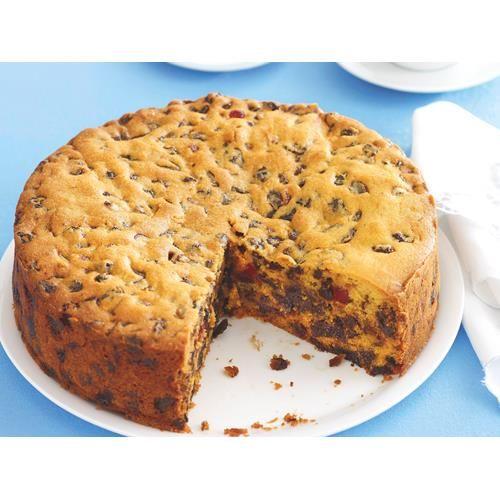 Pumpkin fruit cake recipe - By recipes+