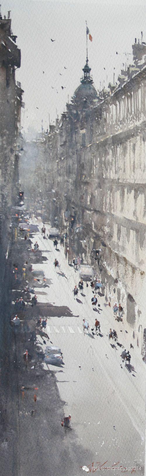 Joseph Zbukvic, Paris