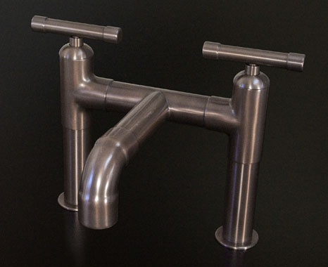 9 best Industrial Fittings images on Pinterest | Bathroom, Faucets ...