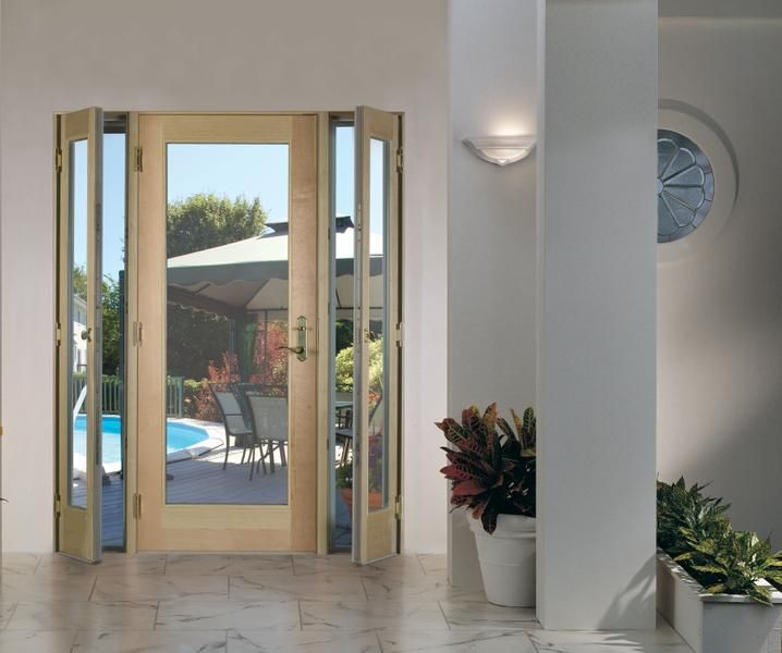 Tradition Plus Wood Swinging Patio Door Venting Sidelights AuraLast Pine  Low-E Glass Jelden Wen - 17 Best Images About All Weather Windows And Doors On Pinterest