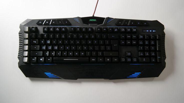 Gearburn review: Speedlink Parthica Core Keyboard: http://gearburn.com/2015/09/speedlink-parthica-core-keyboard-review/  #syntech #speedlink #keyboard