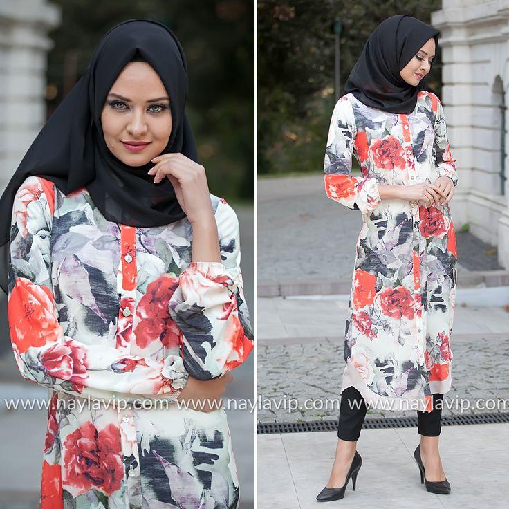 PUANE - TUNIC - 8953T #hijab #naylavip #hijabi #hijabfashion #hijabstyle #hijabpress #muslimabaya #islamiccoat #scarf #fashion #turkishdress #clothing #eveningdresses #dailydresses #tunic #vest #skirt #hijabtrends