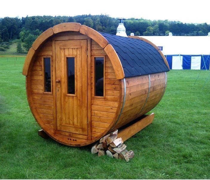 Saunafass L200cm Kostenloser Versand