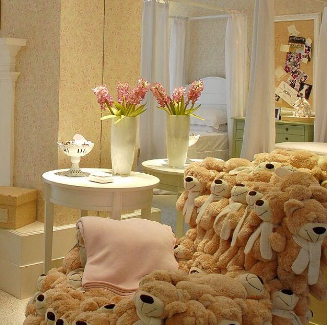Chris Hamoui - Little girl room