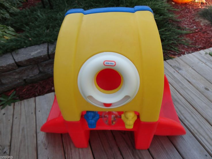 Details About Vintage Little Tikes Baby Peek A Boo