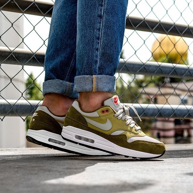 Nike Air Max 1 Prm Curry