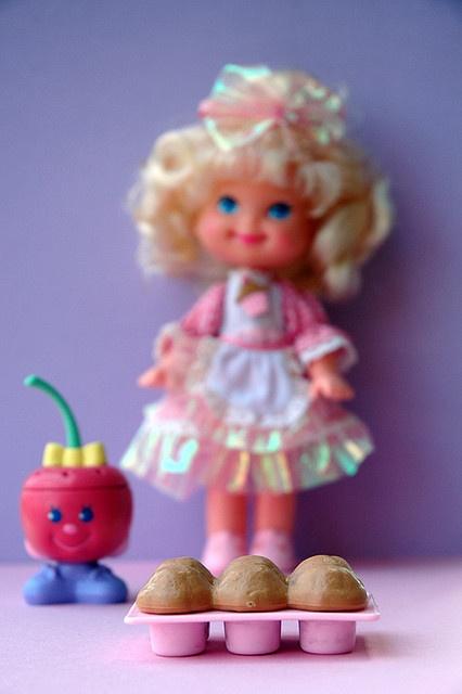 Cherry Merry Muffin Doll
