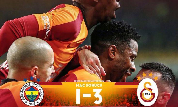 Galatasaray U2013 Fenerbah U00e7e Ma U00e7 U0131 U00f6zeti Izle 2020 Mac Kobe