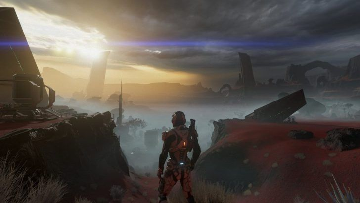 Mass Effect: Andromeda is Getting a Multiplayer Beta on PS4 and Xbox One