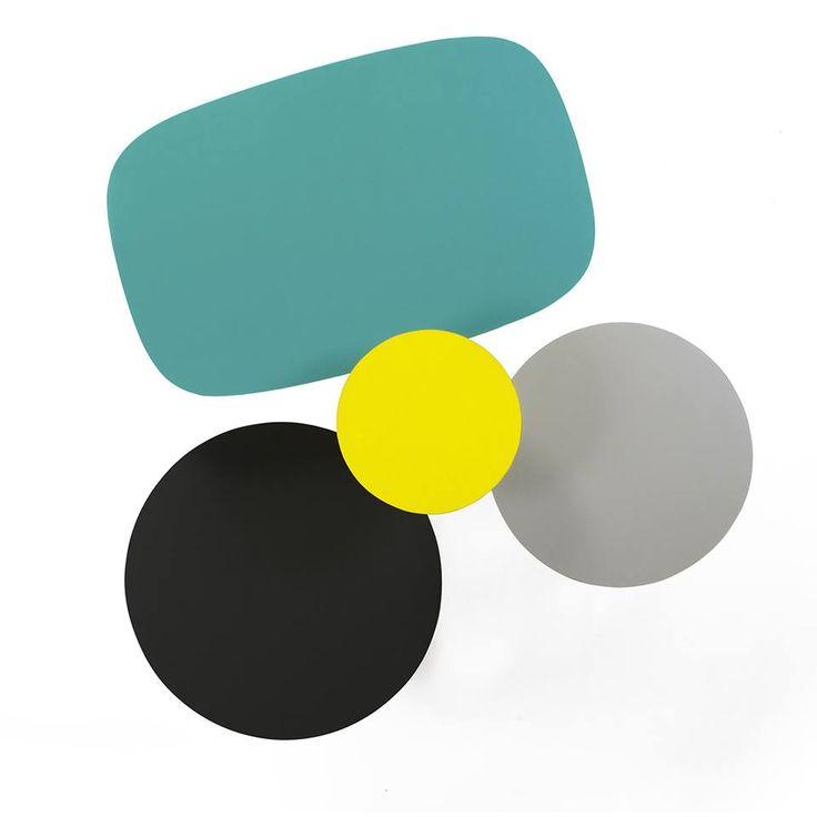 Mannequin side tables by WertelOberfell
