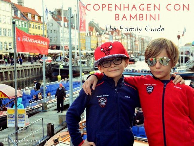 copenhagen con bambini consigli
