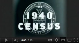 Look for your relatives in the 1940 census...