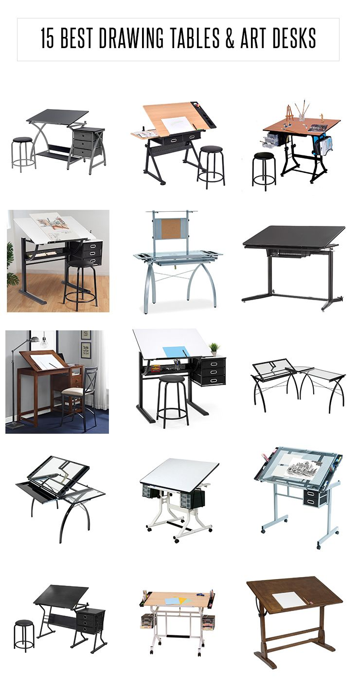 List of 15 Best Drawing Table and Art Desks