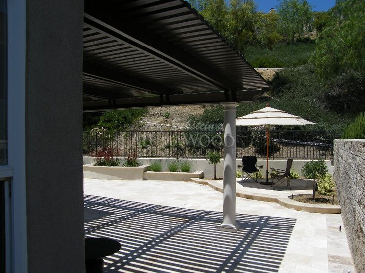 Temporary Awnings Do It Yourself : Best images about alumawood diy patio cover kits by