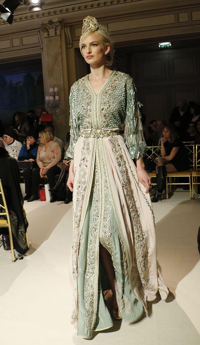 L'Oriental Fashion Show – 17ème édition: La Four Seasons George V Hôtel Paris a ouvert ses portes à six grandes maisons de Couture très reconnues en Orient. Le talentueux Égyptien HANY EL BAHEIRY, le...