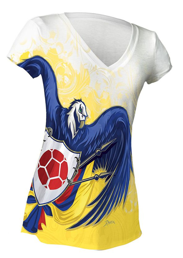 World Cup T-shirts -