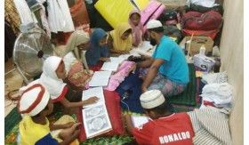 Ngaji Merdeka Anak-anak Rohingya