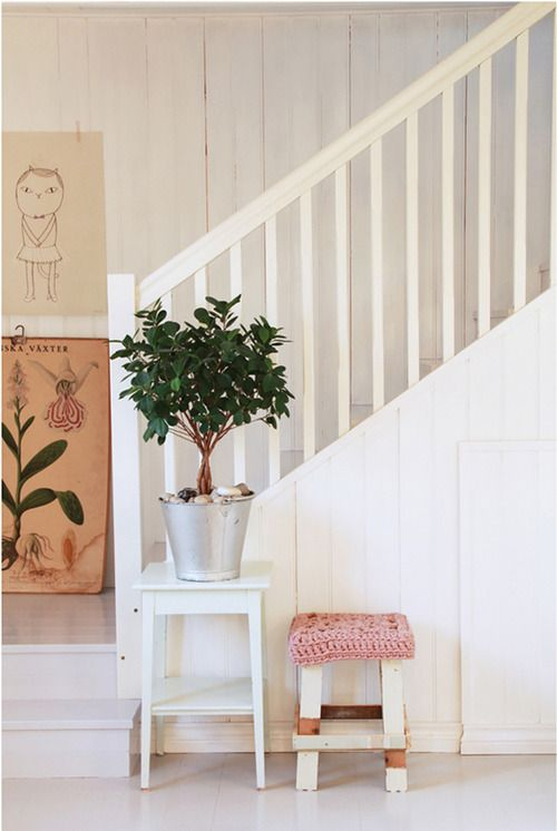 """LH: """"Simple Railing Design Option- would add more natural wood tones."""""""