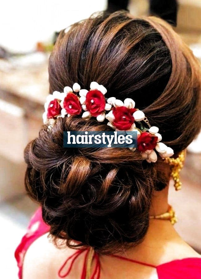 Hairstyles In Saree Low Buns Saree Hairstyles Open Hairstyles Easy Hairstyles