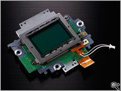 The D800 sensor. Well you can't tell if I don't tell you. I would say its a pretty cool piece of semiconductor.