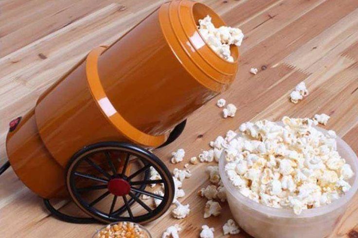 Objetos locos: para la cocina  Para los más pequeños de la casa, una máquina para hacer pochocolos. Foto: <a href='https://www.okchicas.com'>https://www.okchicas.com</a>
