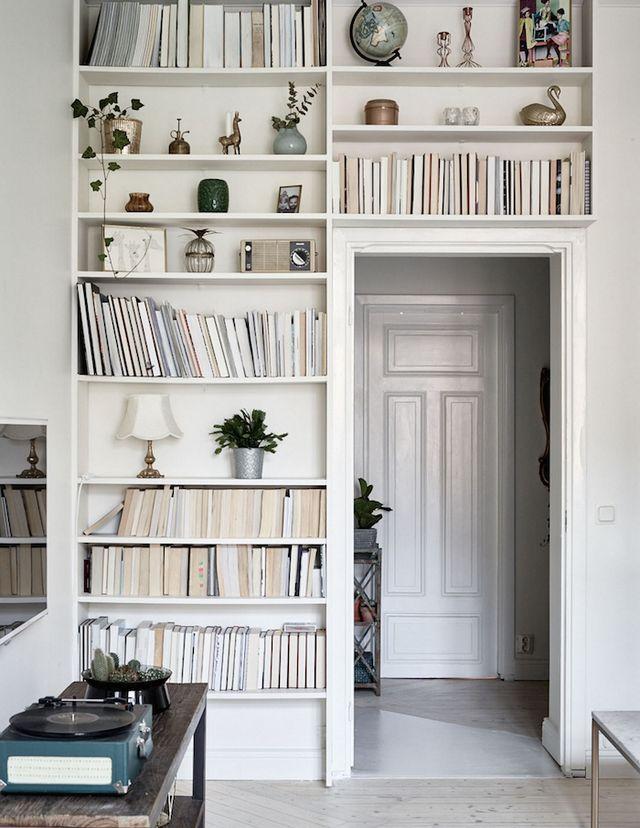 Interiors | Swedish Apartment | Dust Jacket | Bloglovin'