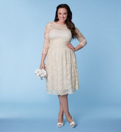 Fat Brides Need Dresses, Too: A Dress Resource List For Plus Sized Brides