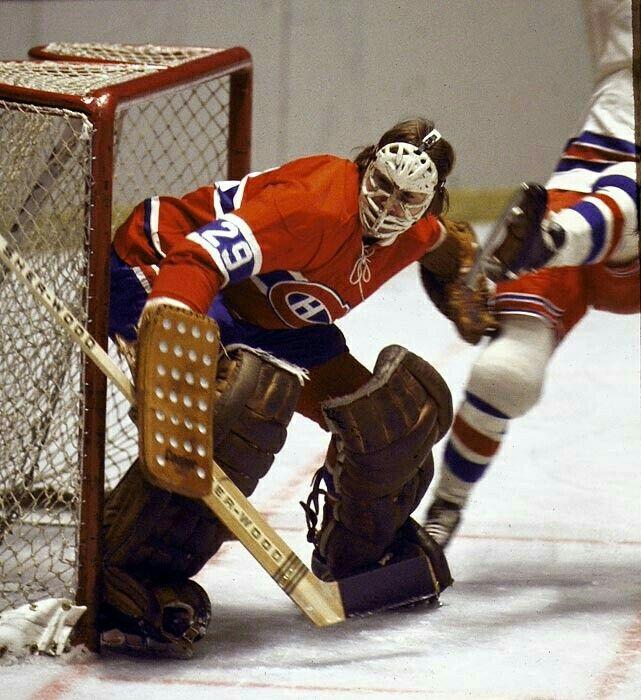 Ken Dryden | Montreal Canadiens | NHL | Hockey