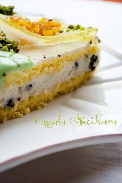 Cassata Siciliana (Palermitana)