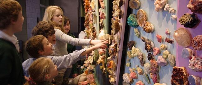 Explore the Dynamic Earth exhibits in Sudbury