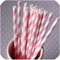 Must have paper straws at every party from here on out unti I am sick of them. Will that even happen? They are straws.