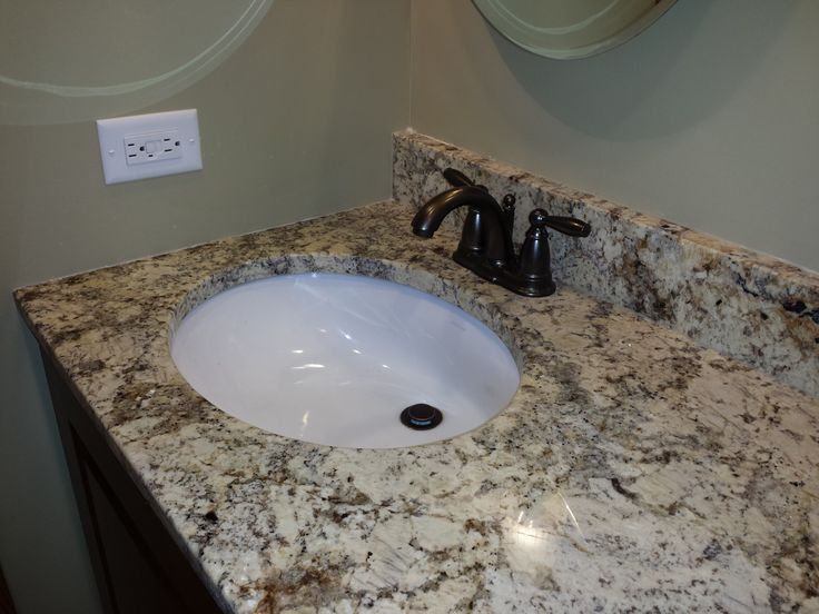 Kohler Sink in Granite MCI Bath Remodels Pinterest Sinks and ...