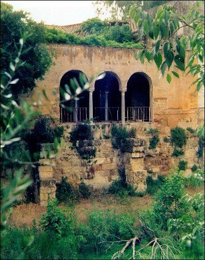 Existió en al-Ándalus un tipo de construcción llamada almunia. Eran fincas de recreo vinculadas a explotaciones agropecuarias. De ellas, la mejor conservada es la de Alamiriyya o al-Rumaniyya, situada a 2 km al oeste de Medina Azahara y a 10 de Córdoba.