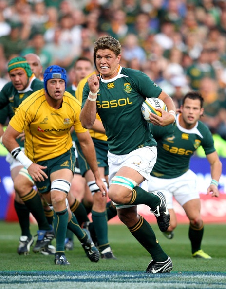 SARU thanks Juan Smith for services to rugby