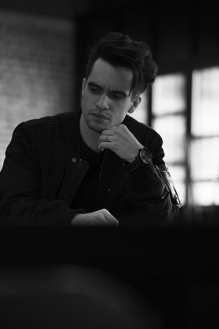 Brendon Urie of Panic! at the Disco chats about getting reckless at live shows, creating characters in his music, and his love for Rihanna.