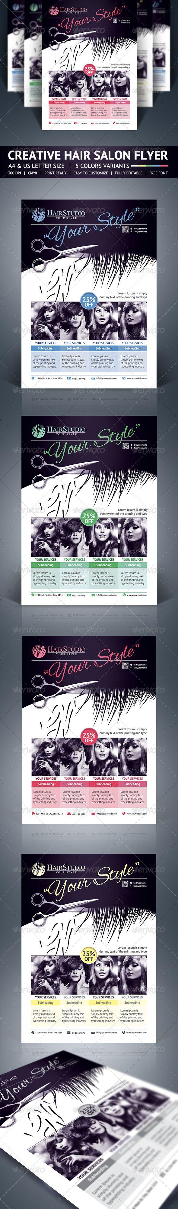 58 best salon marketing images on Pinterest