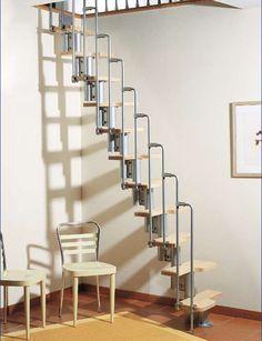 Kits escaliers, Escalier modulaires, Désign Arkè par Kit-Escaliers.com