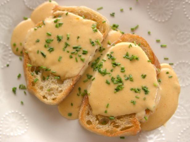 Get Welsh Rarebit Recipe from Food Network