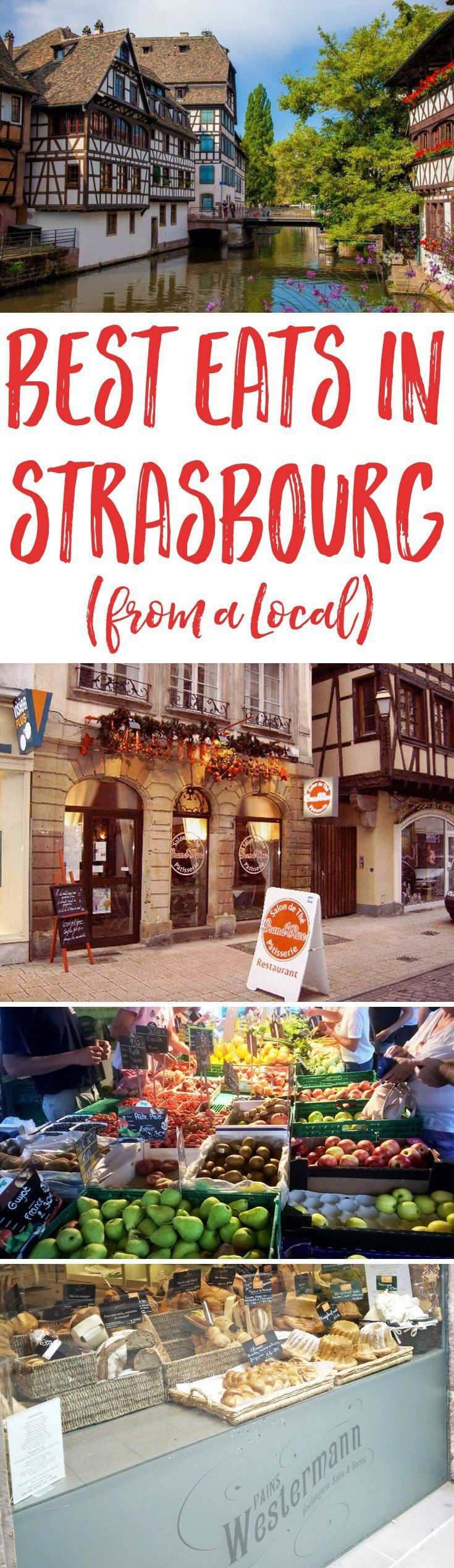 Planning a trip to the amazingly charming capital of Alsace? Don't miss this selection of the best eats in Strasbourg to wine and dine like a local!