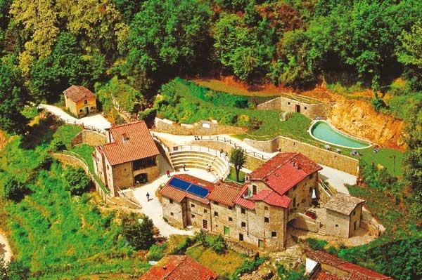 Agriturismo Pian di Fiume, Bagni di Lucca