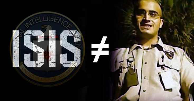 Despite the massive attempt by the establishment to label Orlando Shooter as 'ISIS' -- the CIA admits they have no connection.