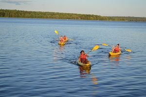 Ride the Rapids on the Ottawa River with Your Family at Wilderness Tours