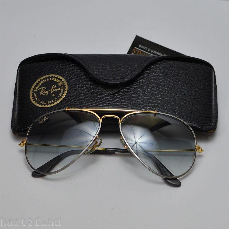 f5e8f40d12b02 ebay ray-ban mens sunglasses blue and gold aviator ray bans