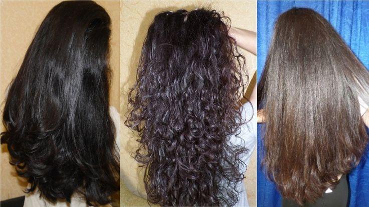 Как быстро отрастить волосы // Irinka Pirinka