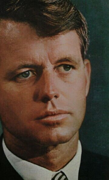 The Kennedy men were gorgeous, the women, not so much..