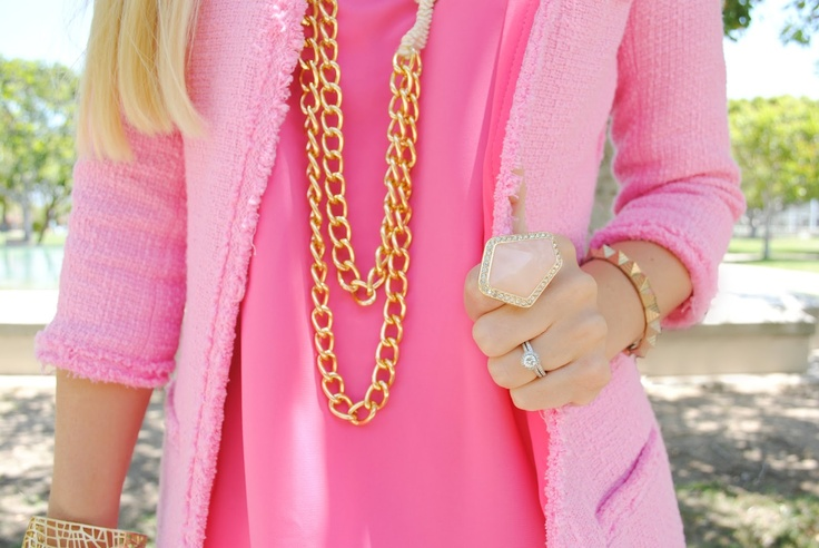 Pink on pinkWww Fashionmemo Blogspot Com, Queens, Fashion Fashion, Pink