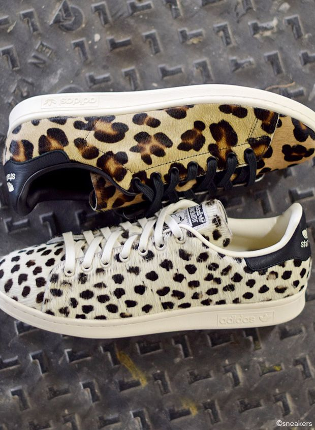 Leopard Stan Smith Adidas