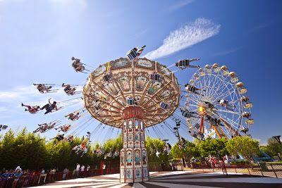 Más Chicos: Parque de la Costa - Amusement Park in Buenos Aires