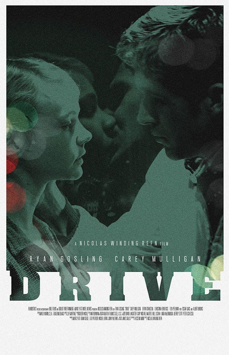 Amazing Alternative Movie Posters Designed By Adam Juresko - Airows